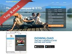 largest std dating website